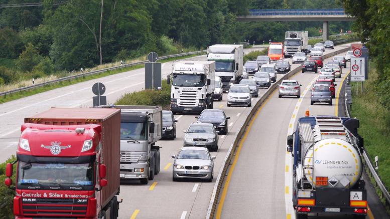 Long distance trucking – taking the edge off the problem